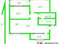整租/滨河花园北区83平1100/月家具齐全随时看房