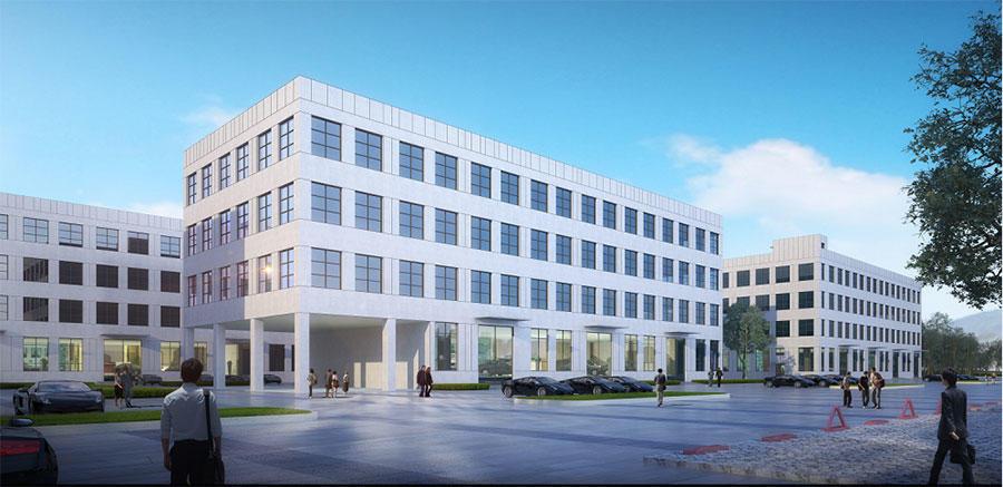 聊城高新区量子生物医药科技产业园