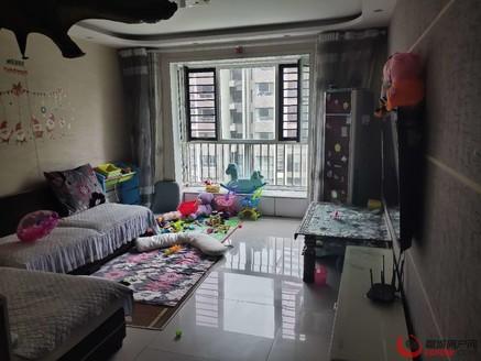 阿尔卡迪亚 精装婚房 全明户型 客厅大飘窗 防甲醛装修 带储藏室 满五唯一