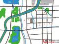 孟达·桂馨苑交通图