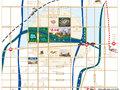 隆兴泰和园交通图