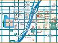 现代·御园交通图