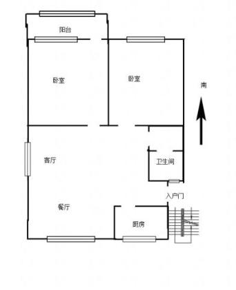 划文轩 紧邻一 中 依中园 3室 全明户型 停车方便