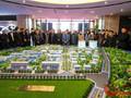 阿里云丨智汇谷产业基地沙盘图