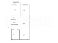 金鼎附近,正泓新天地,精装3室,家具家电全,拎包入住随时看房