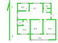 急售五交化家属院3室2厅2卫195平米175万住宅