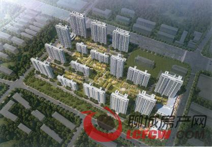 碧桂园·云麓九里鸟瞰图