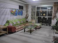二中附近 书香东郡 温馨三室 拎包入住 南北通透 随时看房 带储藏室中间楼层