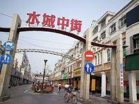 出售东昌府区水城中街东头商业街商铺1 2层随时看房