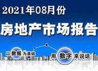 地产月报:2021年08月份聊城市房地产市场运行报告