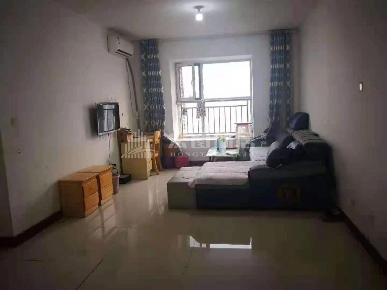 新 当代国际 精装两室 家具齐全 拎包入住