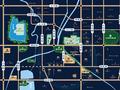 民生·城市玖玺交通图