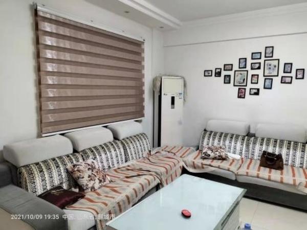 金鼎 宝徕花园 精装两室带车位 图片实拍 随时看房