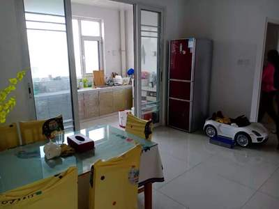 光岳花园怡景小学交通便利免大税三室两厅精装修电梯房带车位储藏室
