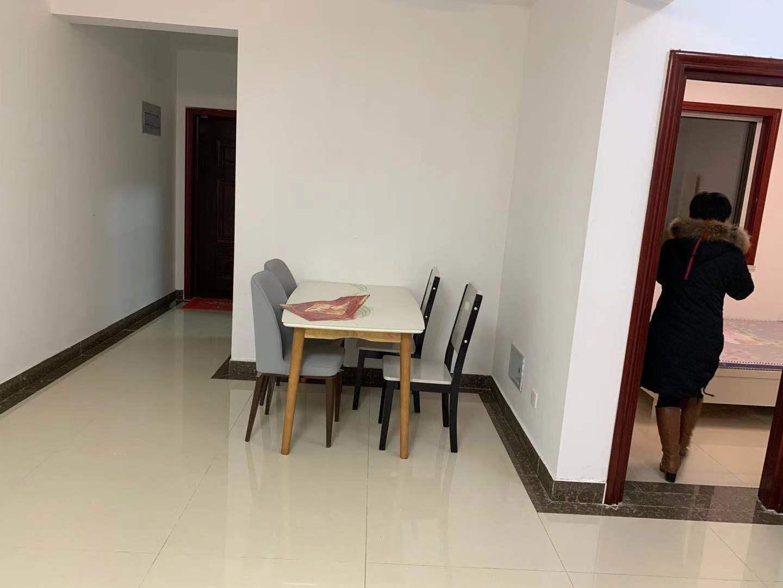 华建壹街区 精装两室 拎包入住 只需1100